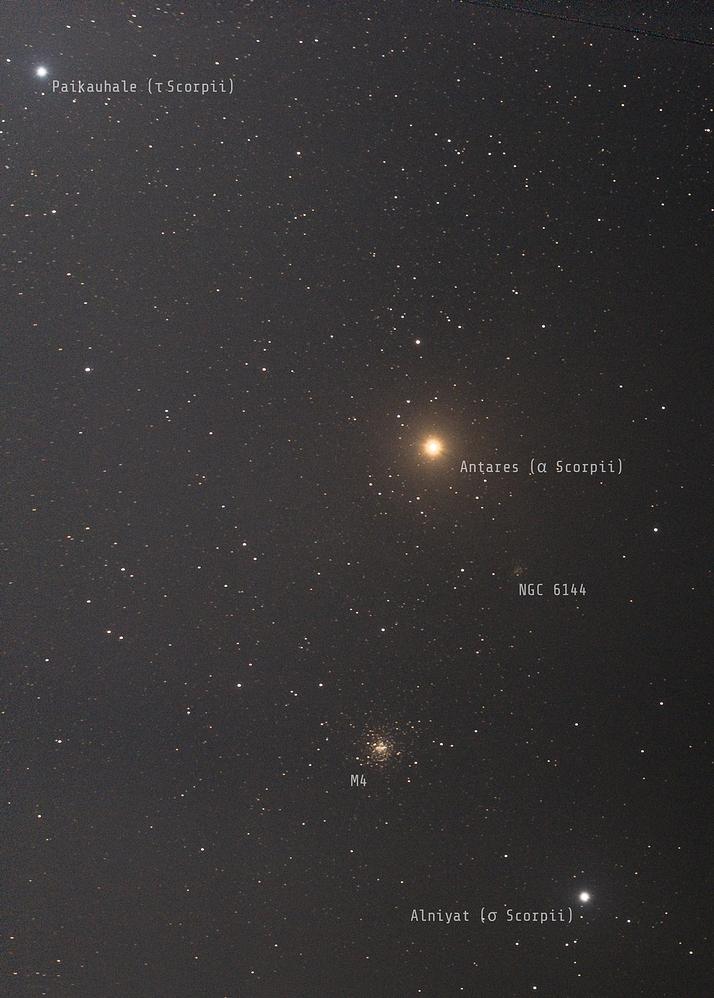 Scorpio Constellation | Scorpio star constellation