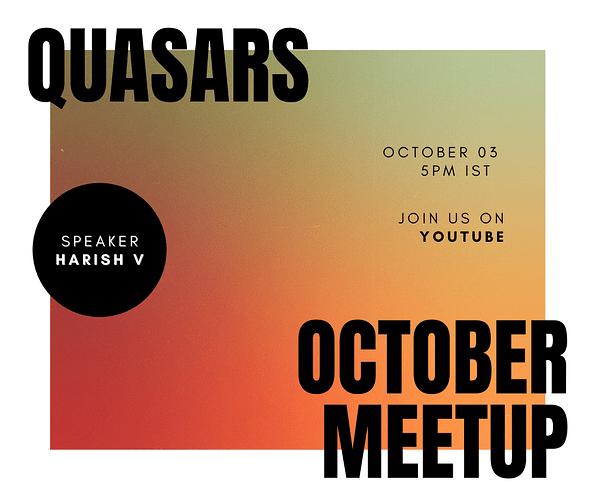 Quasars(2)